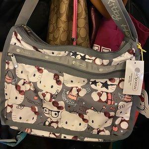 LeSportsac x Hello Kitty collab everyday bag BNWT